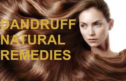 DANDRUFF/ BEST NATURAL REMEDIES