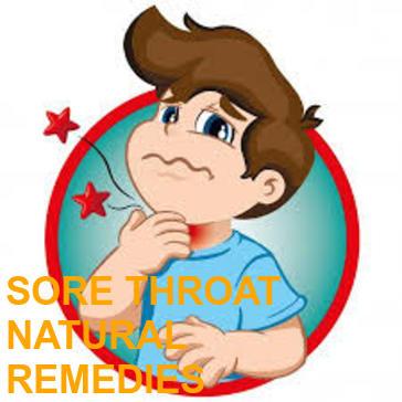 SORE THROAT 10 BEST NATURAL REMEDIES
