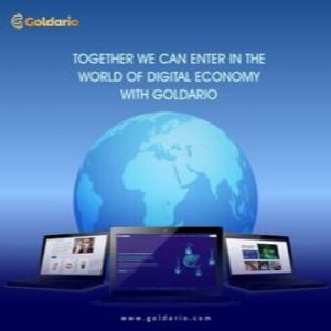 """GOLDARIO"" a new revolution in digital economy"""