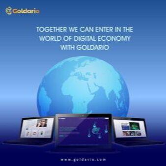 """GOLDARIO"" a new revolution in digital economy"""